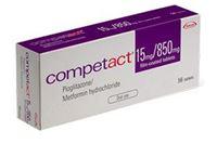 Competact 15mg/850mcg