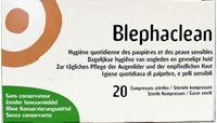 Bild von Blephaclean Kompressen