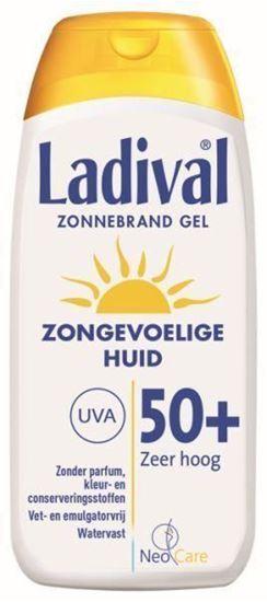 Ladival Zongevoelige huid SPF 50+ 200ml