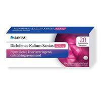 Diclofenac Kalium Sanias