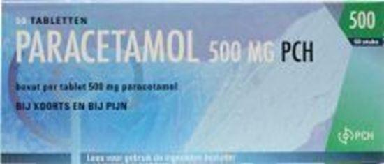 Pharmachemie Paracetamol 500mg (50st)