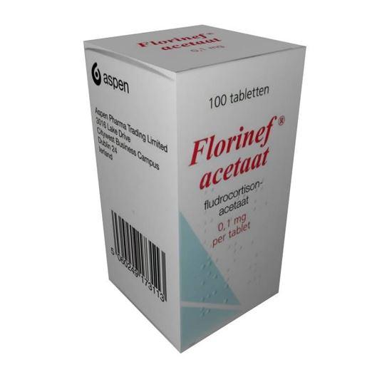 Florinef (Astonin) 100 Tabletten