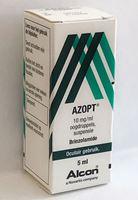 Bild von Azopt Augentropfen 10 mg/ml (1%), Flakon 5ml