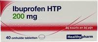 Bild von Ibuprofen 200 mg 40 Stück Healthypharm