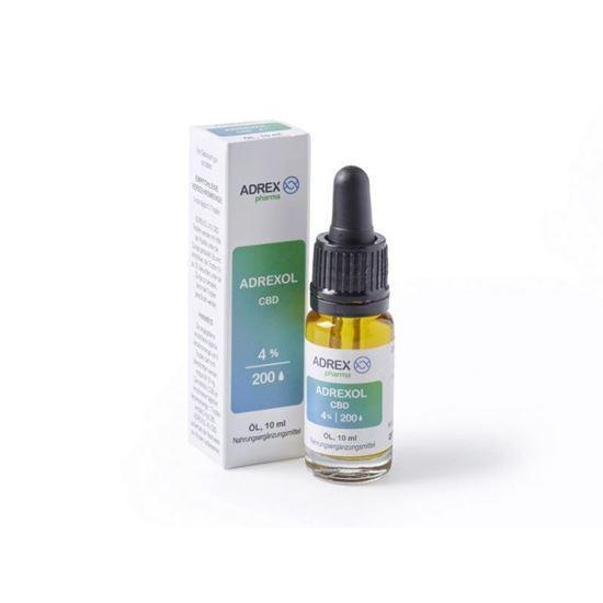 Adrexol CBD 4% Tropfen 10 ml