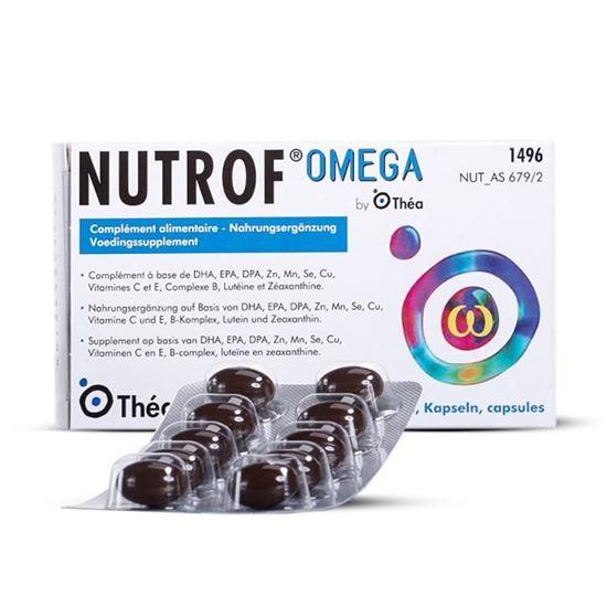 Nutrof Omega 60 Kapseln