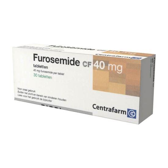 Furosemid Centrafarm 40 mg 30 Stk.