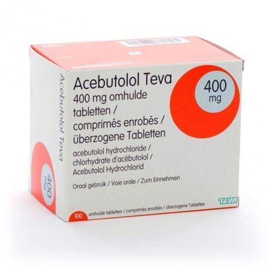 Acebutolol 400 mg