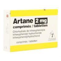 Artane 2 mg