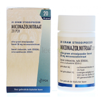 Miconazolnitraat 20 mg