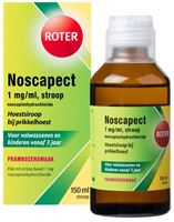 ROTER Noscapect hustensaft