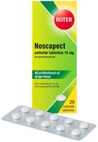 ROTER Noscapect 15 mg husten-Tabletten