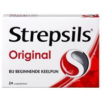 Strepsils Original 24 Lutschtabletten