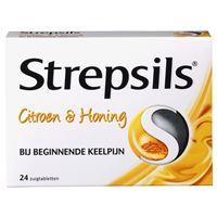 Strepsils Honig & Zitrone 24 Lutschtabletten