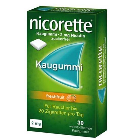 Nicorette 2mg freshfruit (30 stk)