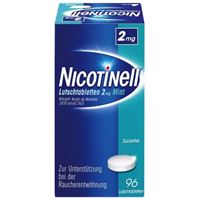 Nicotinell® 2 mg Lutschtabletten 96 st.