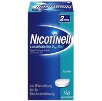 Nicotinell® 2 mg Lutschtabletten 96 st.