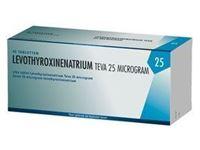 L-Thyroxin 25mcg 90 Stück