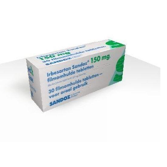 Irbesartan - 1 A Pharma 150 mg 30 Stk.