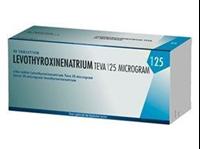 L-Thyroxin 125mcg 90 Stk