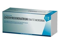 L-Thyroxin-Na AbZ 112mcg 90 Stk