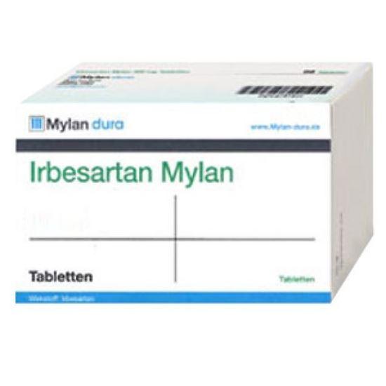 Irbesartan Mylan 75 mg Filmtabletten, 30 Stk