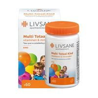 A-Z Multivitamin Kind Livsane, 60 Stk.