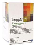 Omeprazol 10 mg Centrafarm, 30 Stk.