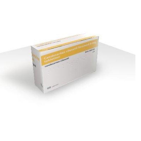 Candesartan Xiromed 8 mg