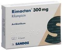 Rifampicin 300 mg 30 Kapseln
