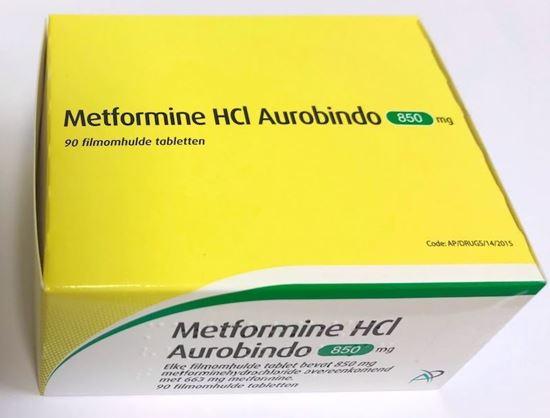 Metformin 850 mg 90 Filmtabletten