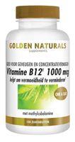 Golden Naturals Vitamin B12