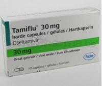 Tamiflu 30 mg 10 Hartkapseln