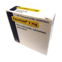 Estrifam 2mg Filmtabletten 28 Stk