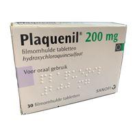 Plaquenil 200 mg 30 Filmtabletten