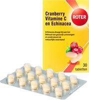 ROTER Cranberry Vitamin C Echinacea 30 Tabletten