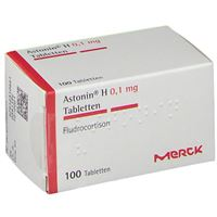 Astonin H 0,1 Mg Tabletten 100 Stück
