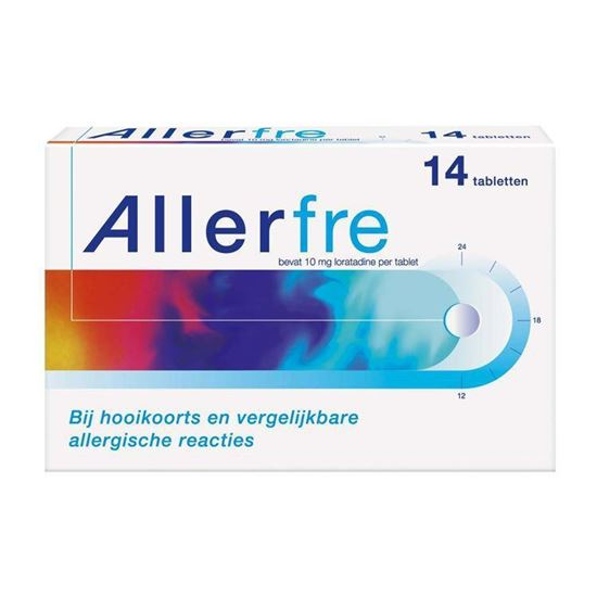 Allerfre 10 Mg 14 Tabletten