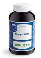 Bonusan Omega 3 MSC Krill Öl 60 Kapseln