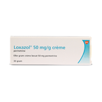 Loxazol 5% Creme Permethrin 30 g