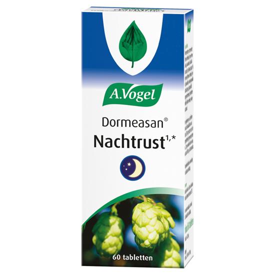 A .Vogel Dormeasan Nachtruhe 60 Tabletten