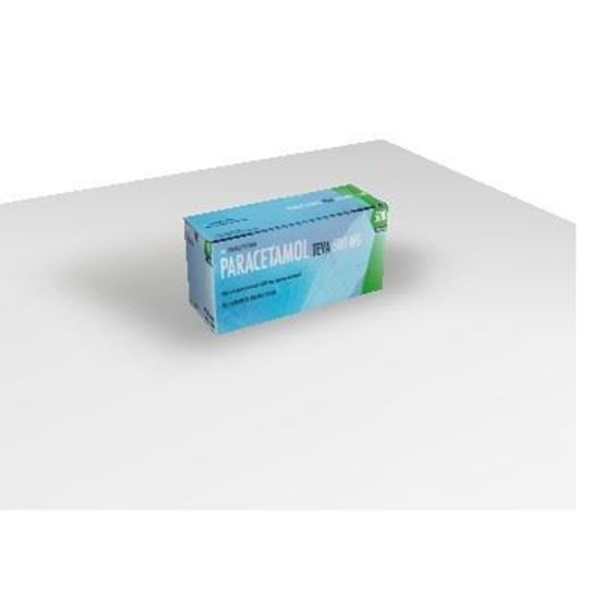 Bild von Paracetamol Teva 500mg 50 Tbl.