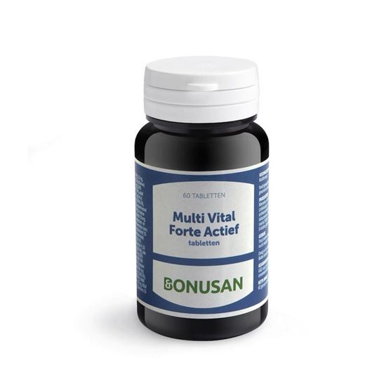 Bonusan Multi Vital 60 Tabletten