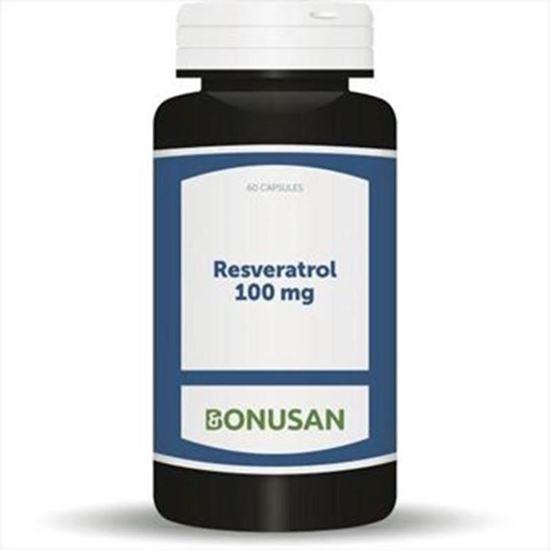 Bonusan Resveratrol 100 Mg 60 Kapseln