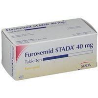 furosemid stada 40mg 90 Tabletten