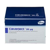 Caverject 20 Mcg Pulver Und Lösungmittel 1 Stk.