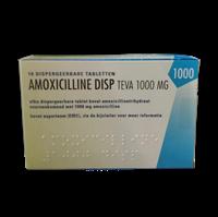 Amoxicillin 1000 mg Brausetabletten 10 Stück